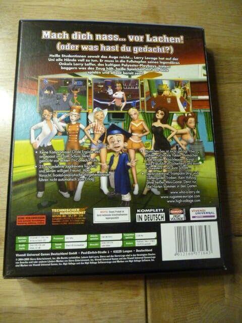 Leisure Suit Larry, til pc, anden genre