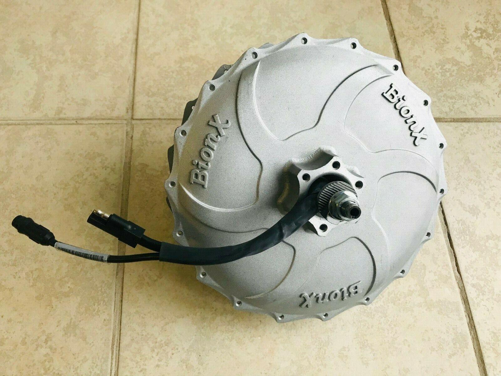 BionX e-Bike G2 Motor (Silber) Part No  01-3715