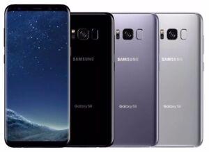 Samsung-Galaxy-S8-SM-G950U1-64GB-Silver-Black-Gray-Unlocked-Unlocked-9-10