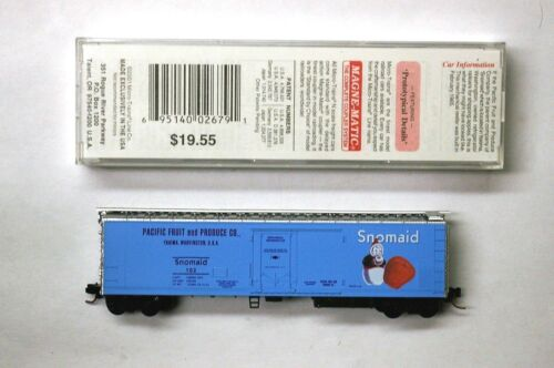 MTL Micro-Trains 69110 or 69120 Snoboy 101 or Snomaid 102