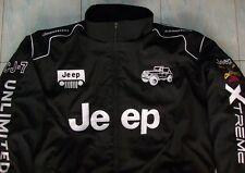 NEU Jeep CJ-7 X-trem Faan - Jacke schwarz jacket veste jas giacca jakka