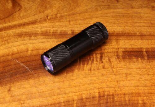 Fly Tying Tool UV Flashlight Hareline Dubbin UV Cure Light