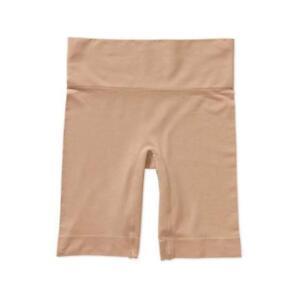 Brand New Women's Clothing Life By Jockey Women's Slipshort Taupe/dark Beige 3xl/xxxl