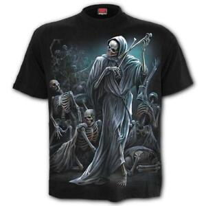 SPIRAL-DIRECT-DANCE-OF-DEATH-T-Shirt-Reaper-Skeleton-Gothic