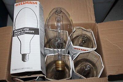 SYLVANIA H33CD-400 MERCURY VAPOR LAMP 400W E39 MOGUL BASE CLEAR 69449-1