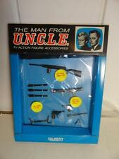 1960'S GILBERT MAN FROM UNCLE ARSENAL SET #1 #16272 MINT IN BOX SEALED