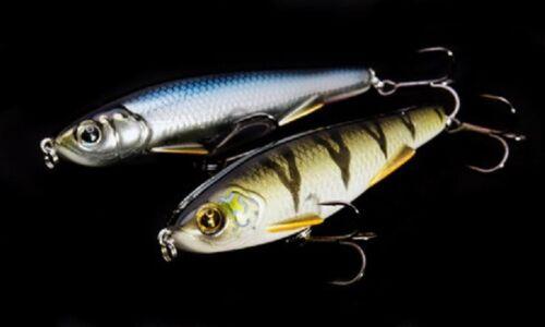 Swimmer lure fish jerk F Bleak IZUMI 9cm 21gr fishing aspe pike bass bar