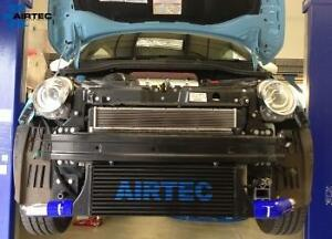 AIRTEC Fiat 500 Abarth Uprated Front Mount Intercooler FMIC MANUAL