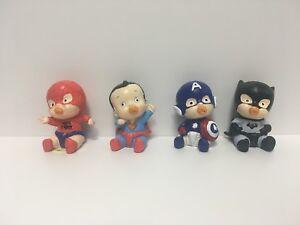BOMBONIERA-SUPEREROI-BATMAN-SPIDERMAN-SUPERMAN-BATTESIMO-NASCITA-COMPLEANNO