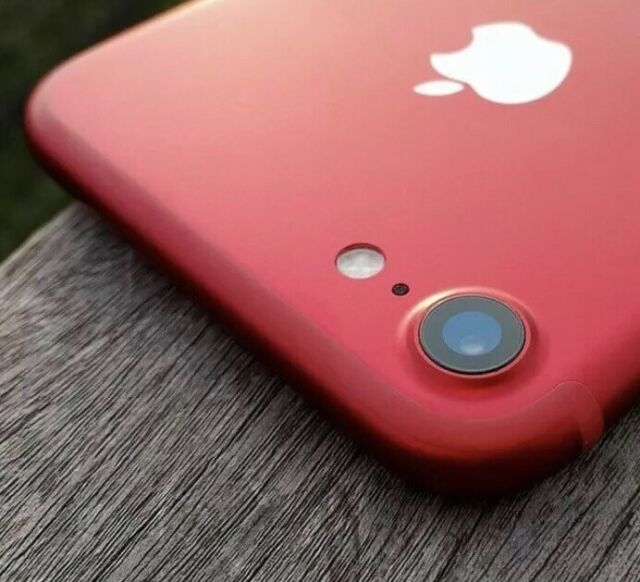 Apple iPhone 7 (PRODUCT) - RED - 32GB - (Unlocked) - Excellent Condition