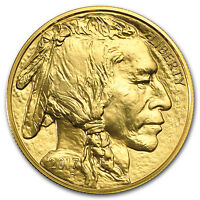 2017 1 oz Gold American Buffalo Coin Brilliant Uncirculated