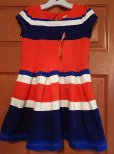 Gymboree girls mod about orange dress size 5 nwt