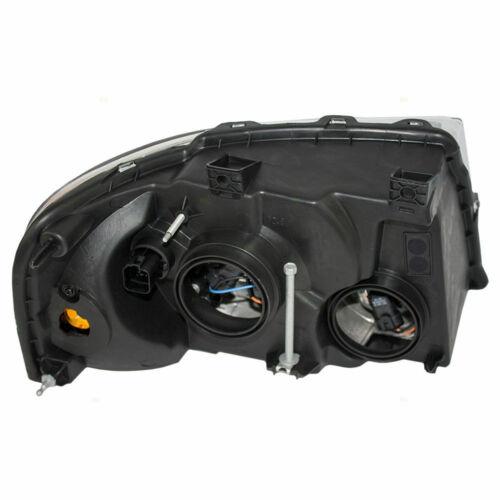 THOR ACE 2011 2012 2013 LEFT DRIVER FRONT LIGHT HEADLIGHT HEAD LAMP RV