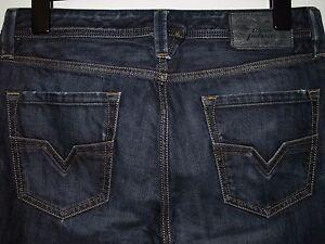 0d78a25b DIESEL LARKEE REGULAR FIT STRAIGHT LEG JEANS 0806W W32 L32 (3881) | eBay