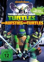 DVD *  TEENAGE MUTANT NNJA TURTLES - Der Aufstieg der Turtles  # NEU OVP =