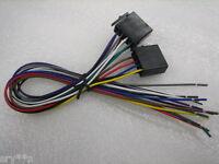 Jensen Msr3012 Power & Speaker Harness