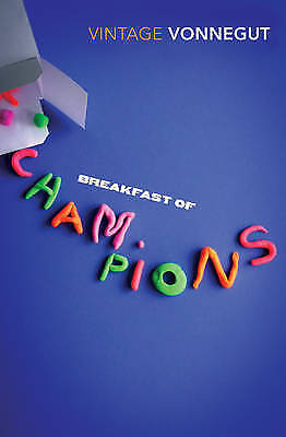 1 of 1 - Breakfast Of Champions by Kurt Vonnegut (Paperback)