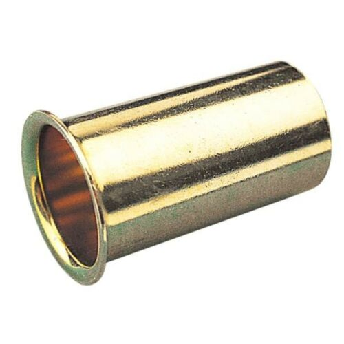 "Sea Dog 520230-1 Formed Brass Drain Tube For 1/"" Drain Plug"