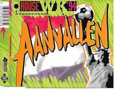 HOUSE WK' 94 - Aanvallen CDM 4TR Euro House 1994 Holland