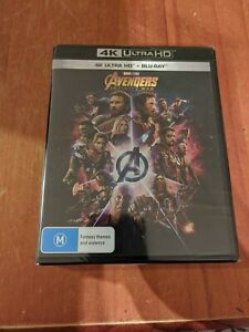 Avengers-Infinity-War-4K-Brand-New-And-Sealed