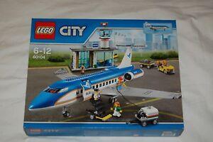 Lego City 60104 Flughafen Airport Neu Passt Zu 601026002260021 Ebay