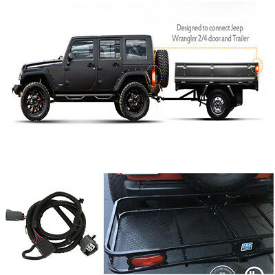 Jeep Jk Trailer Hitch Wiring from i.ebayimg.com