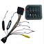 ISO-20Pin-Arnes-de-cableado-Conector-Con-Adaptador-de-camara-de-vision-trasera-para-auto-Stereo-DVD miniatura 6