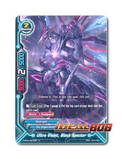 Buddyfight x 4 Ultra Violet, Black Specter [H-BT04/0070EN U] English Mint Future