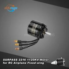 SURPASS2216 1120KV 14 Poles Brushless Motor for RC Airplane Fixed-wing C5M7