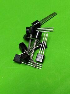 BC557B Transistor PNP  - TO-92 BC 557             Lot 10 pcs    F6h33/2