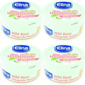 Erfinderisch 19,98€/l GroßEs Sortiment 4x Pflegende Hautcreme Wildrose 150 Ml Pflegt Ohne Zu Fetten