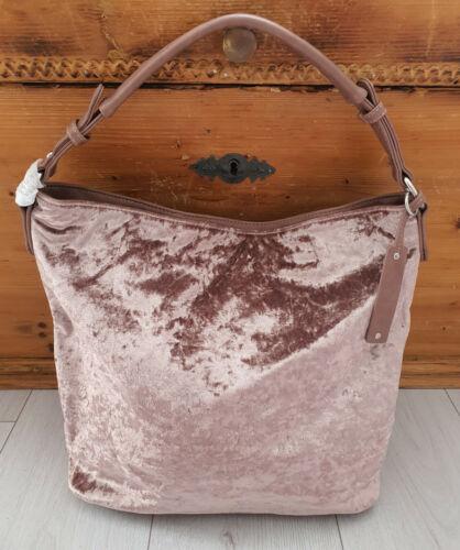 Fritzi aus Preußen Damen Handtasche Pamina Velvet Rosewood