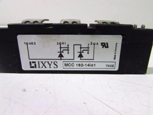 Business & Industrial IXYS MCC162-14IO1 THYRISTOR POWER MODULE ...
