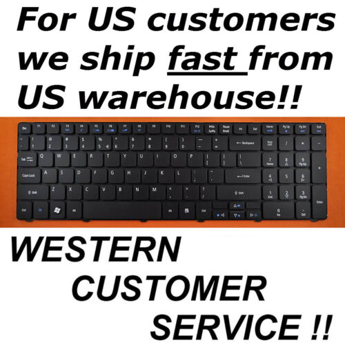 NEW Acer Aspire MS2309 MS2310 MS2265 MS2319 p5we0 P7Ye5 keyboard US English