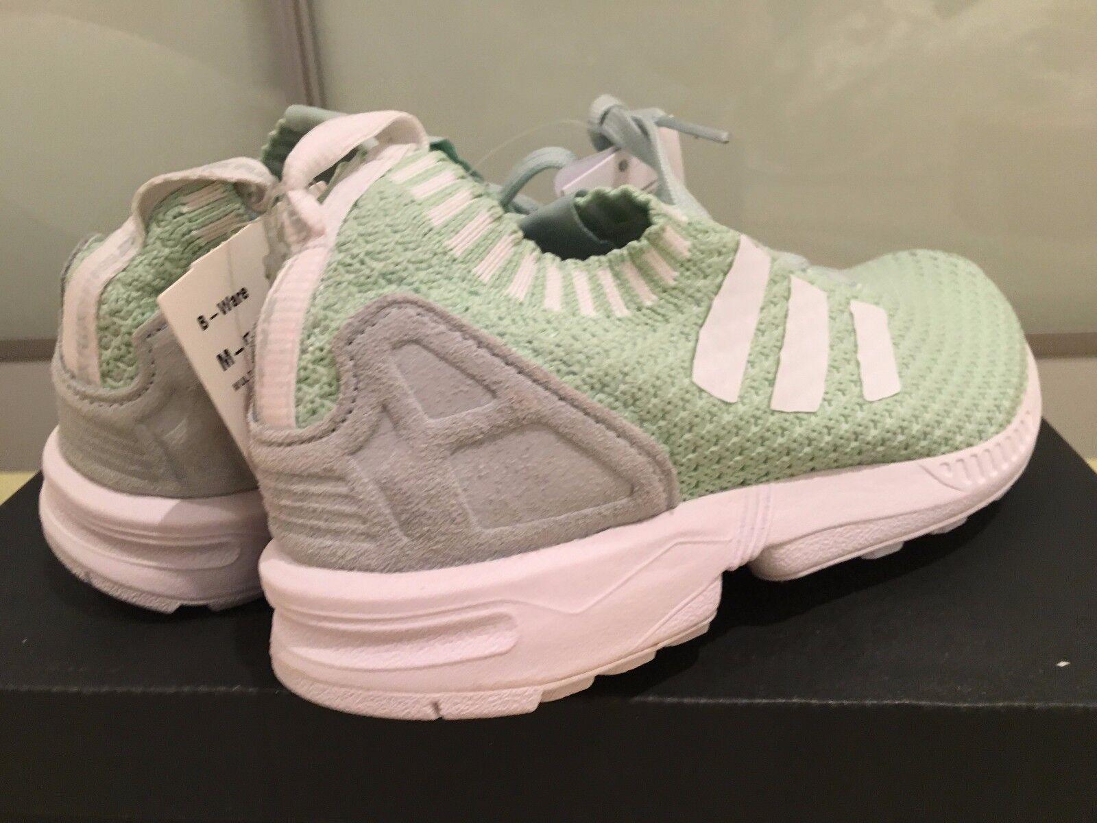 los angeles 73fa0 2700b ... Adidas Originals ZX Flux PK W Zapatos para mujeres Tenis Entrenadores  Verde S81899 ...