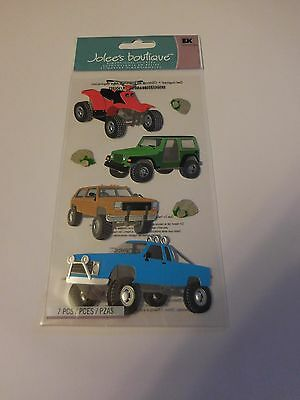 OFF ROADING VEHICLES Stickers JOLEES BOUTIQUE ATV