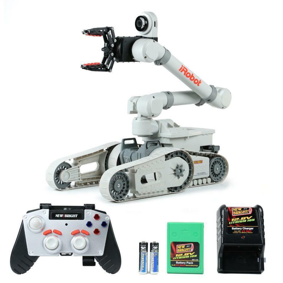 IRobot Kobra 710  Bre nuovo  Bright Multi-divertimentoction Remote Control R C robot giocattolo  sconto