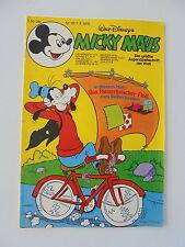 Micky Maus - Heft Nr. 32 von 1976 - Comic / Z. 1-2 (mit Beilage)