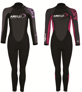 Two Bare feet PUREFLEX ADULT FULL LADIES surf wetsuit