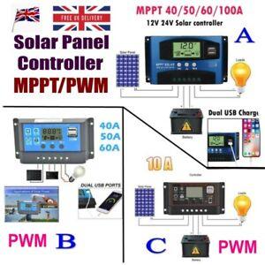 10-100A-MPPT-PWM-Solars-Panel-Regulator-Charge-Controller-12V-24V-Auto-Focus