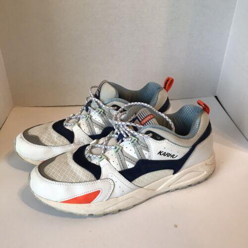 Karhu Fusion 2.0 White Running Shoes - 10.5 US 44.