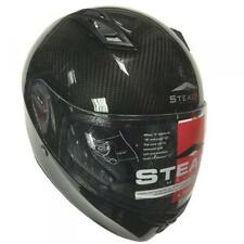 Stealth HD117 Carbon fibre helmet Internal sun visor size  XL (61 cms)
