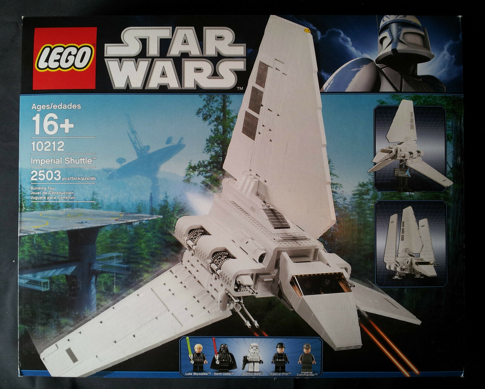 LEGO STAR WARS 10212 - IMPERIAL SHUTTLE (UCS)  NUEVO SELLADO   NEW SEALED