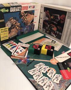 Major-League-Baseball-Trivia-Board-Game-1991-Limited-Edition-W-Card-Set-Classic