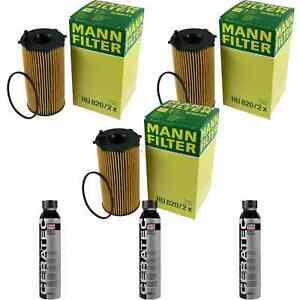 Ölfilter HU 820//2 X MANN-FILTER