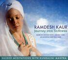 Journey into Stillness [Digipak] by Ramdesh Kaur (CD, Oct-2012, Spirit Voyage Records)