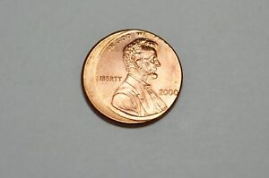 b682fc37dc5aed 2000 LINCOLN CENT OFF STRUCK CENTER US ERROR COIN PENNY LOOK!!! | eBay