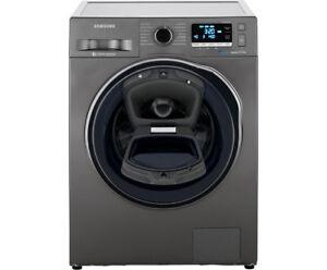 Samsung-WW80K6404QX-EG-Waschmaschine-AddWash-6500-Freistehend-Anthrazit-Neu