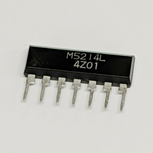 Estándar Marca Circuito integrado M5214L-Caja Mitsubishi