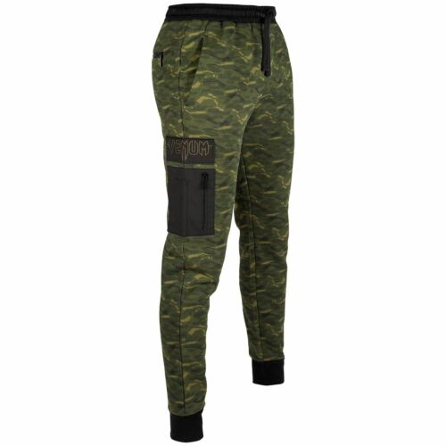 Venum Tramo Jogging Bottoms Khaki Tracksuit Pants Trousers Clothing Joggers Gym